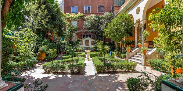 Museo sorolla cuadros horario ubicaci n y m s datos for Casa y jardin madrid