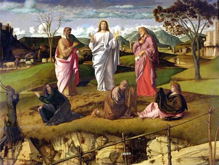 Pintura renacentista cuadros y artistas del periodo for Jardines del olimpo