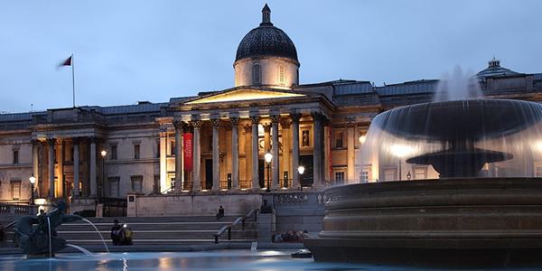 Resultado de imagen para La Galería Nacional de Londres