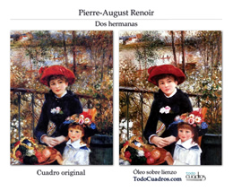 Replica de Pierre August.