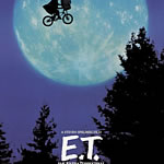 Poster del extra terrestre de spilberg.