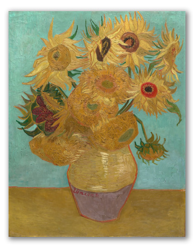 Girasoles 1888-89