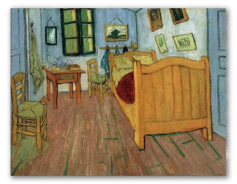 La Habitación de Vincent en Arles