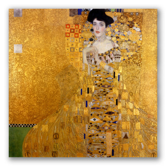 Retrato de Adele Bloch-Bauer I - Klimt