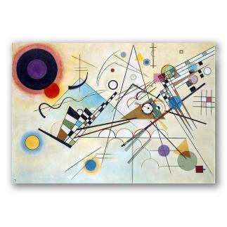 Composición ocho - W. Kandinsky