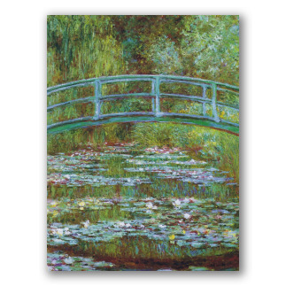 Estanque de Ninfeas - Monet
