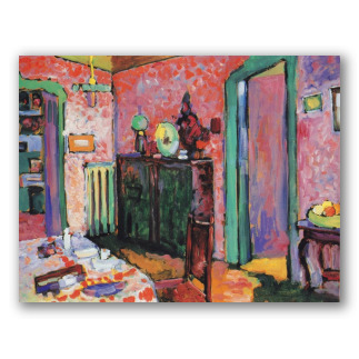 Interior (Mi comedor)