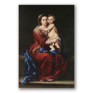 La Virgen del Rosario