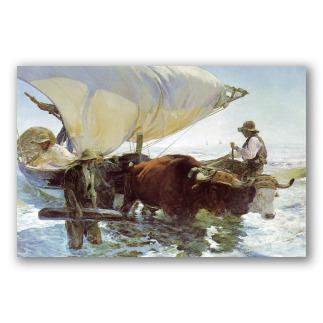 Return from Fishing
