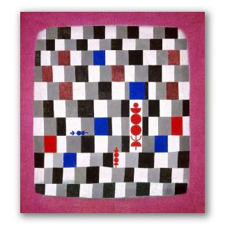 Super ajedrez, Paul Klee