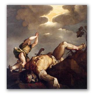 "Obra ""David y Goliat"""